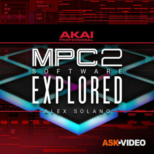 Exploring Course For Akai MPC2