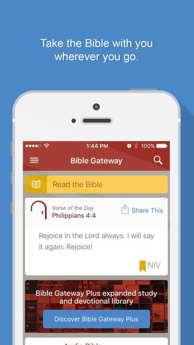 Bible Gateway for Windows