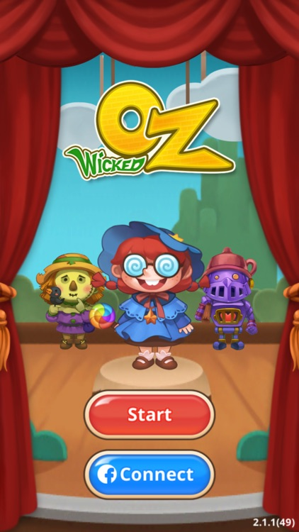 Wicked OZ Puzzle screenshot-4