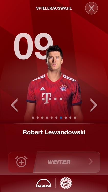 MAN – FC Bayern Wake Up Call screenshot-3