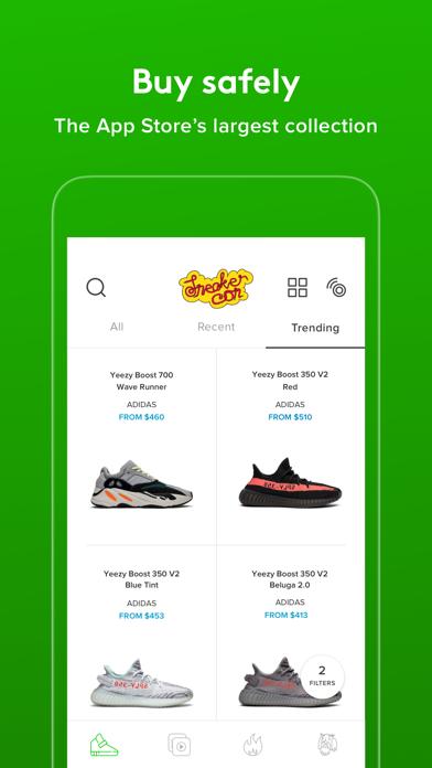 Sneaker Con - Revenue & Download estimates - Apple App Store