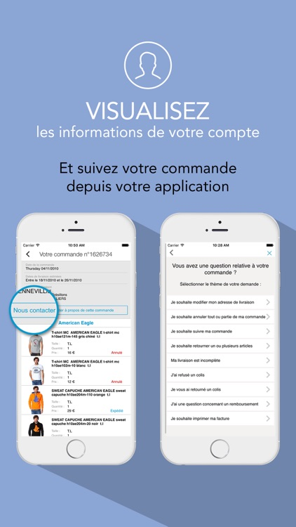 BazarChic, ventes privées mode screenshot-4
