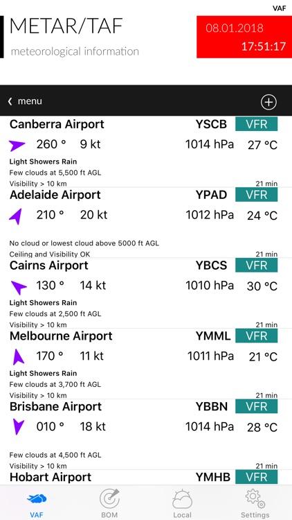 Visual Aircraft Forecasts screenshot-3