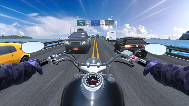 Motor Rider screenshot-4