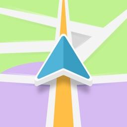 GPS Brasil, Offline Navigation