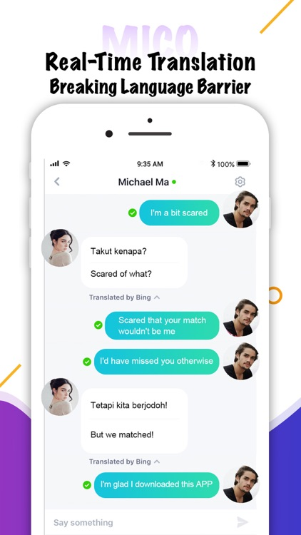 Mico Chat - Video & Live Chat screenshot-4