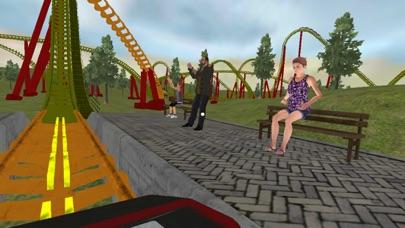 Roller Coaster Sim Tycoon VR screenshot two