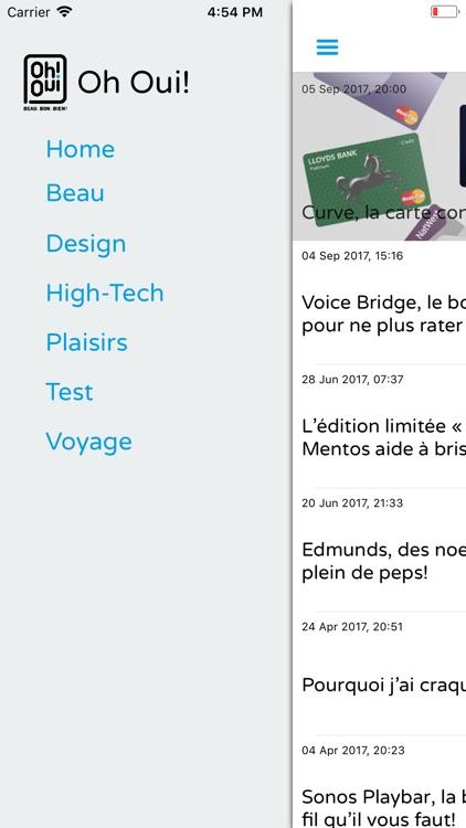 Oh Oui! screenshot-4