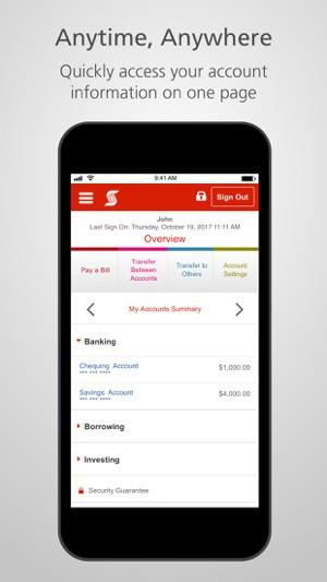 Scotiabank App