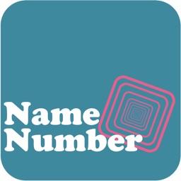NameNumber