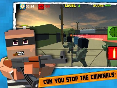 блок город Побег Игры для iPad
