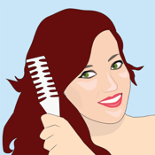Hairstyle Try On app review