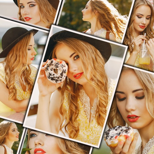 Photo collage maker & editor