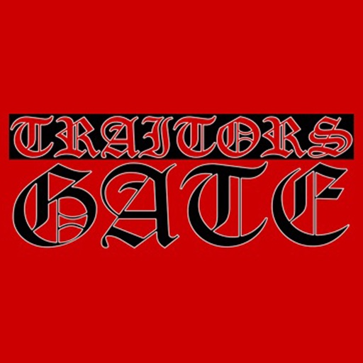 Traitors Gate Official