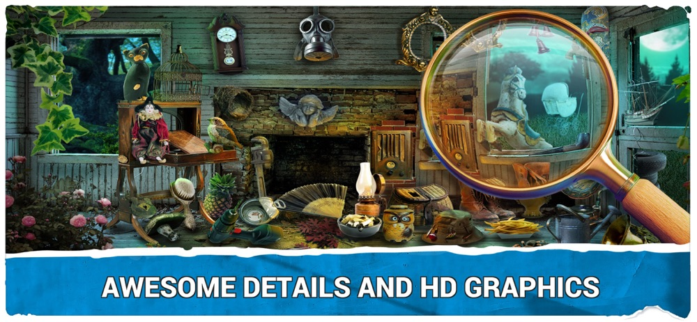 Hidden Object.s Haunted House hack tool