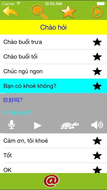 Học Tiếng Trung Quốc Giao Tiếp screenshot-4