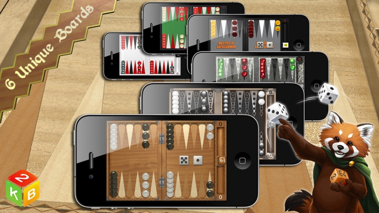 Backgammon Masters screenshot-2