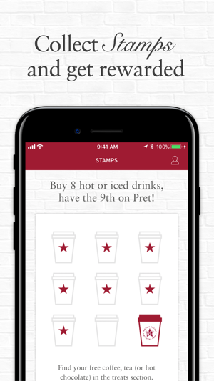 pret a manger usa on the app store. Black Bedroom Furniture Sets. Home Design Ideas
