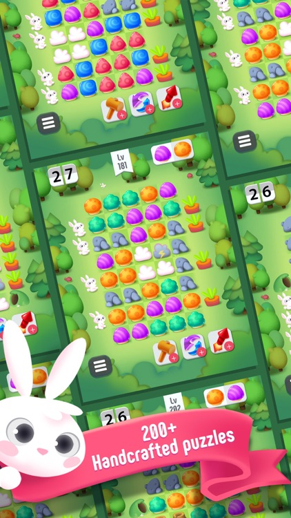Greedy Bunnies screenshot-2