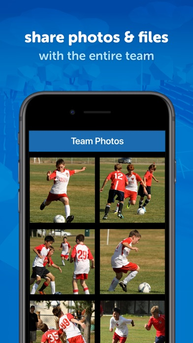 Screenshot for TeamSnap in United States App Store