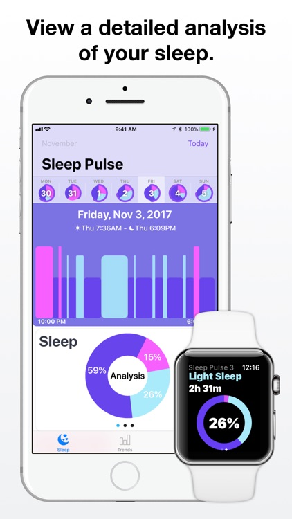 Sleep Pulse 3 - Sleep Tracker