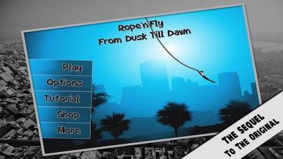 Screenshot #6 for Rope'n'Fly 3 - Dusk Till Dawn