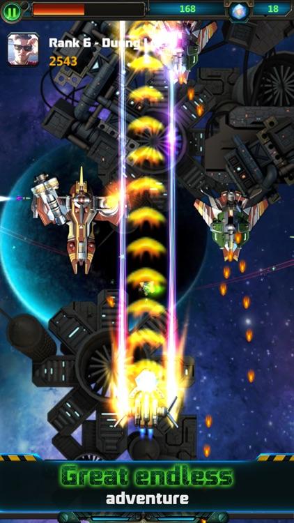 Sky Force: Fighter Combat screenshot-0