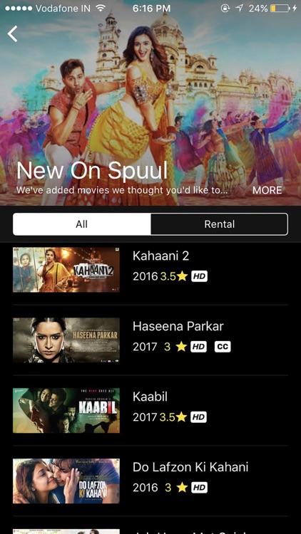 Spuul - Watch Indian Movies screenshot-4