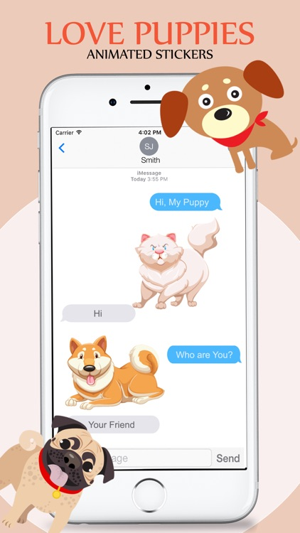 Animated Puppies screenshot-3