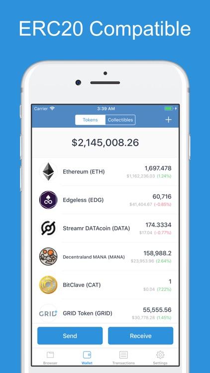 Trust - Ethereum Wallet