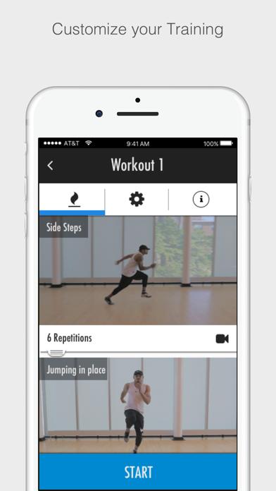Sports Speed & Quickness Screenshot
