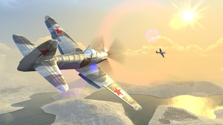 Warplanes: WW2 Dogfight screenshot-6