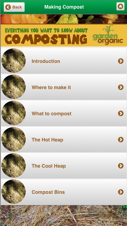 Organic Home Composting screenshot-3