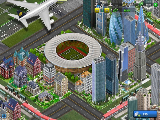 Stadium City ™ screenshot 7