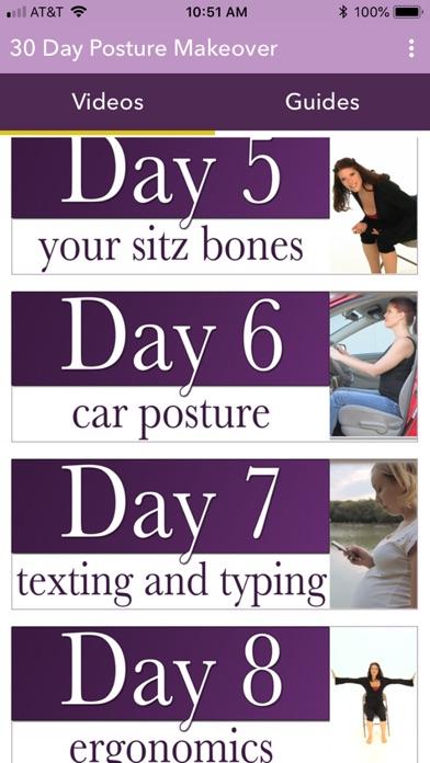 The 30 Day Posture Makeoverのおすすめ画像2