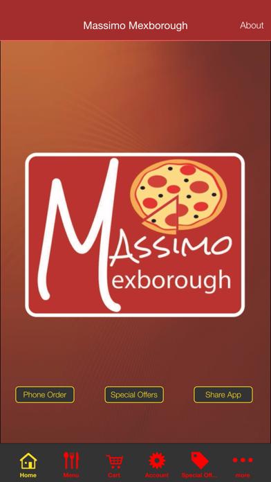 点击获取Massimo Mexborough