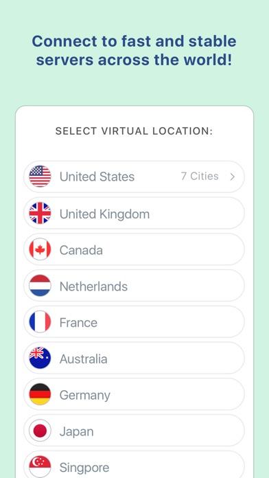 Best vpn proxy Betternet - unlimited VPN security app image