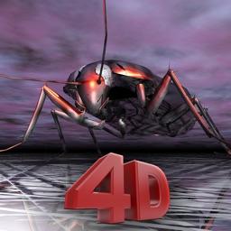 Drone Strike Spiderbot Web 3D