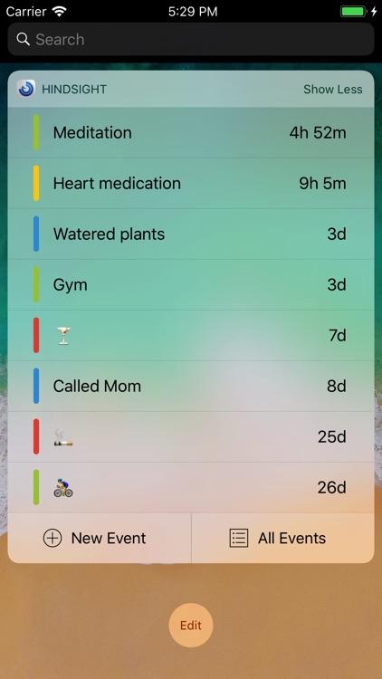 Hindsight - Time Tracker screenshot-3