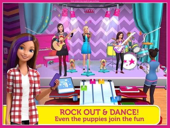 Barbie Dreamhouse Adventures screenshot #7