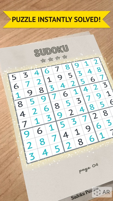 Magic Sudoku screenshot1