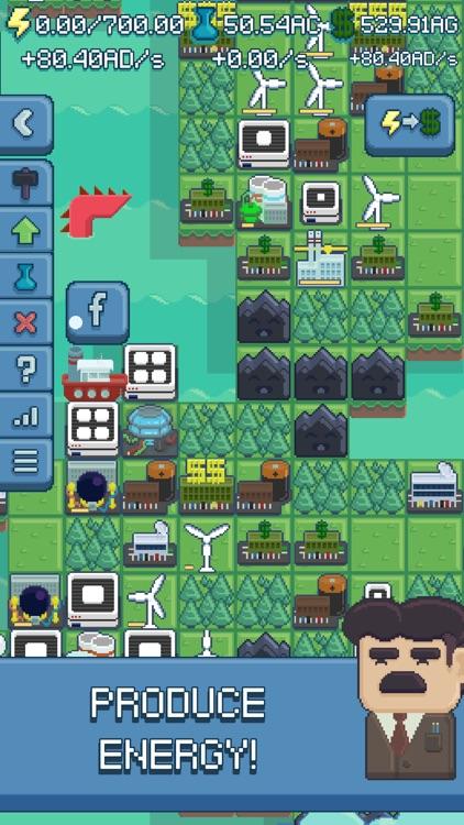Reactor - Energy Sector Tycoon screenshot-4
