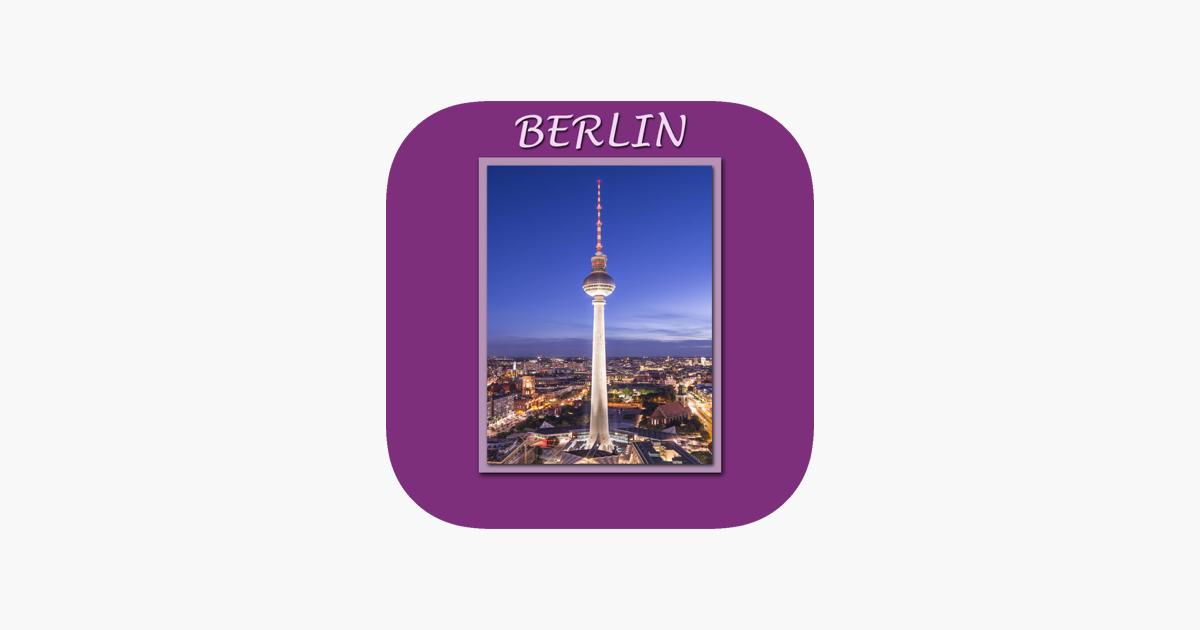 app store berlin offline map travel guide. Black Bedroom Furniture Sets. Home Design Ideas