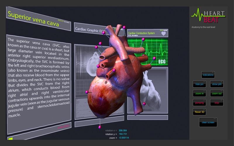 AnimatedBeatHeart скриншот программы 4
