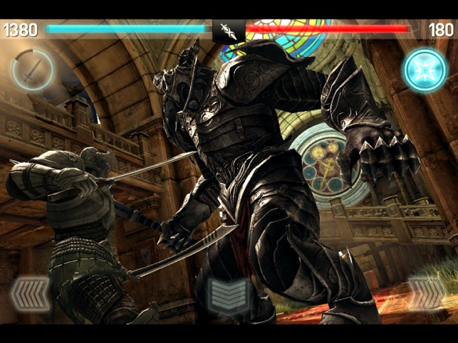 Infinity Blade II Screenshot