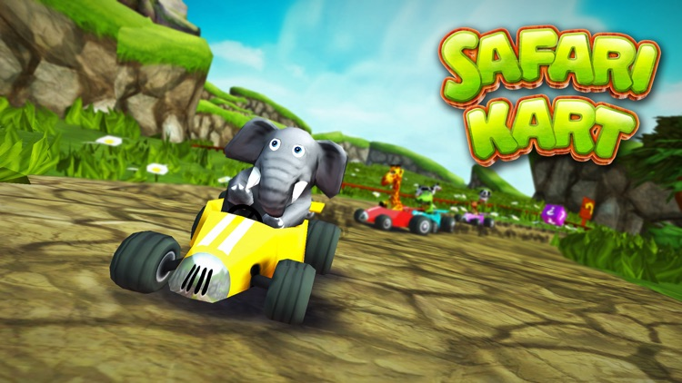 Safari Kart screenshot-4