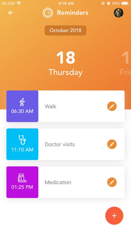 YourHealthWallet: Fitness App screenshot-5