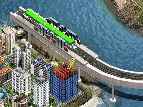 Monorail Island™ screenshot 8