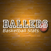 Ballers Basketball Stats app review