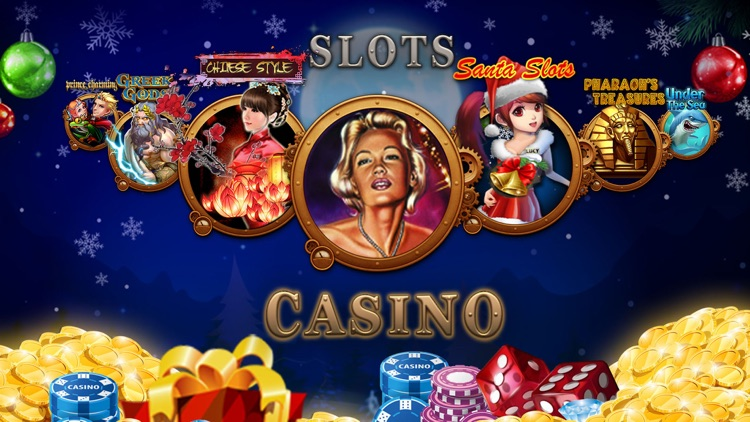 Slots Casino-Fun slot Machines screenshot-4